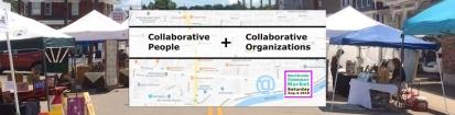 Community Collaborations at Northside SummerMarket