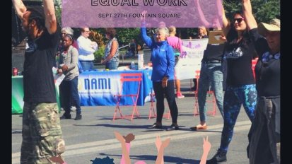 "September 27: Women's City Club Expo ""Equal Pay for Equal Work"""
