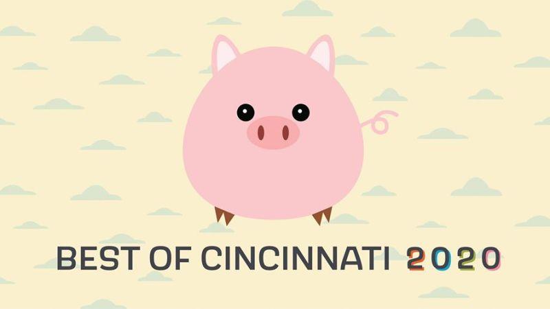 Pones is nominated for City Beat's Best ofCincinnati