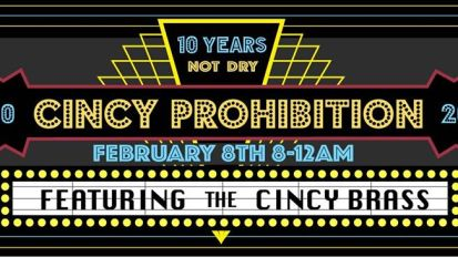 February 8: Prohibition Gig at The WoodwardTheater